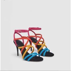 ZARA WOMAN/ heels